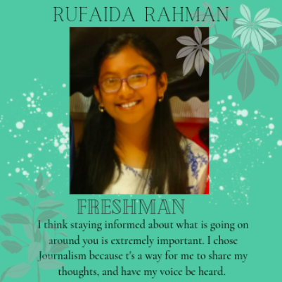 Photo of Rufaida Rahman