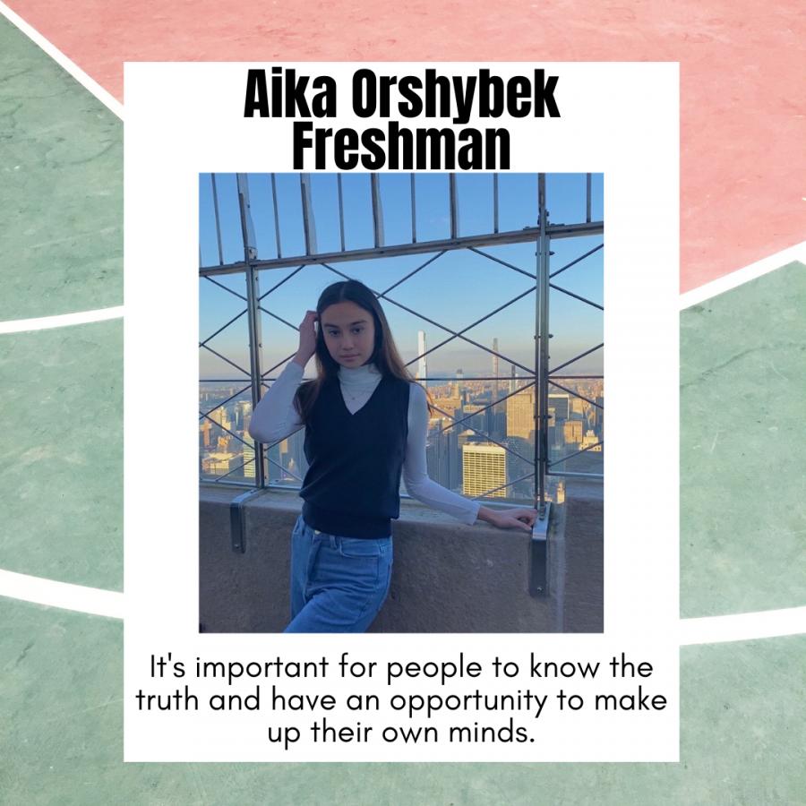 Aika Orshybek