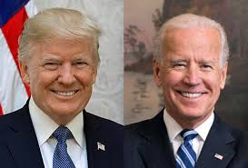 Here they are folks. The presidential candidates--Donald J. Trump and Joseph R. Biden. For all the divisiveness used to polarize America in support of (or against) either candidate, they look strikingly similar.