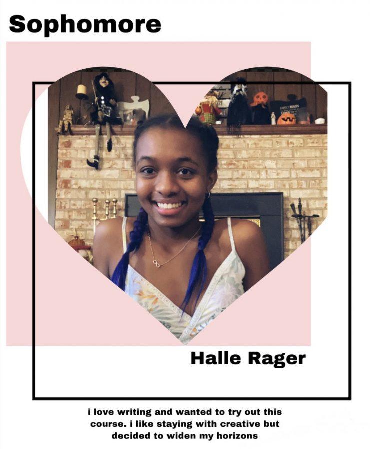 Halle Rager