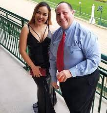 Pictured on the left is 24 year old Annie Suwan from Beung Khan, Thailand. On the right, 48 year old David Toborosky from Louisville, Kentucky.