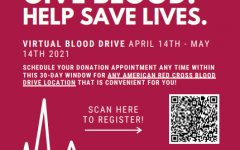 All About Key Club's Blood Drive